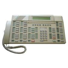 Fully Refurbished Nortel Meridian M2250 Receptionist Console NT6G00 (Ash)