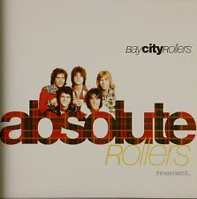 CD - Bay City Rollers - Absolute Rollers - The Very Best Of - A125
