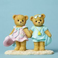 Cherished Teddies~MARILYN & GARY~NEW 2015!!~FREE SHIP