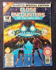1978 CLOSE ENCOUNTERS #1 Marvel Treasury G/VG 3.0 Whitman - Walt Simonson