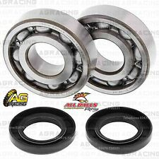 All Balls Crank Shaft Mains Bearings & Seals Kit For Kawasaki KX 500 1988