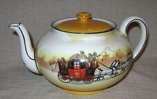 Royal Doulton Coaching Days Teapot
