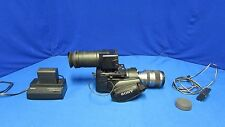 Sony NXCAM NEX FS100U Super 35mm Camcorder w/ 360hrs, PLEASE READ ABOUT LENS
