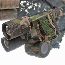 5cmx4.5m Sporting Camo Outdoor Hunting Camping Camouflage Stealth Tape Wraps