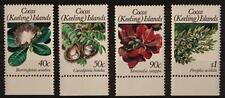 COCOS - KEELING ISLANDS - 1989 - Piante