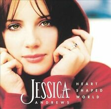 Heart Shaped World Andrews, Jessica Audio CD