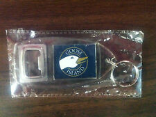 Goose Island 312 Chicago Beer Bottle Opener Keyring - Goose Head - New & Rare