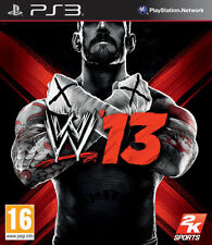 WWE 13 ps3 * en excellent état *