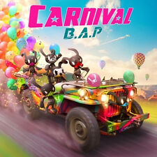 B.A.P-[CARNIVAL] 5th Mini Album Special Ver CD+60p Photobook+Mini Poster+etc BAP