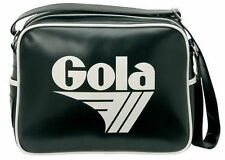 GOLA REDFORD MESSENGER RETRO CLASSICS BAG - BLACK & WHITE