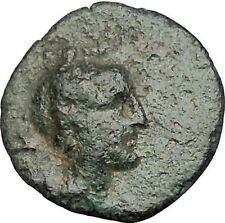 KORYKOS in CILICIA 1stCenBC Artemis Apollo Authentic Ancient Greek Coin i50329