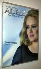 DVD NEUF ADELE - THE STORY OF... - SOMEONE LIKE ME