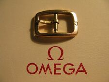 Vintage NOS Omega 10mm Gold Plated Buckle - Very rare