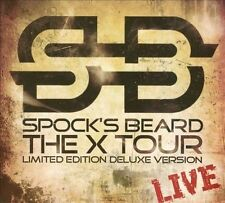 SPOCK's BEARD: X Tour: Live Limited Edition Audio CD