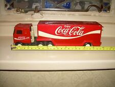 Vintage (60/70,s) Buddy L.Mack Coca Cola Artic.(Pressed Steel)/Japan