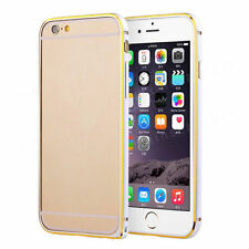 NEW Ultra thin Aluminum Metal Silver Bumper Frame Cover Case for iPhone 4S 4
