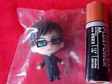 "NEW! BLUE EXORCIST Yukio Okumura Mascot Figure 1.5"" 4cm MOVIC / UK DESPATCH"