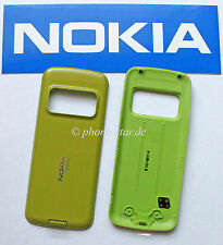 ORIGINALE Nokia n79 N 79 COVER POSTERIORE Battery Door C-Cover Housing Green 0252593