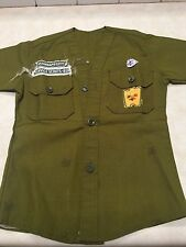 Boy Scouts of the Philippines Uniform Shirt