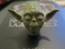 Hot Toys 1/6 YODA HEAD SCULPT in UK NOW fits Sideshow Yoda body Star Wars DX07