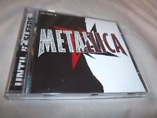 METALLICA-UNTIL IT SLEEPS PART 2 3TRKS VERTIGO METCX 12 MINT PMDC GERMAN CD