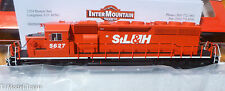 InterMountain HO #49367-02 (Rd #5627) EMD SD40-2 w/DCC Non Sound StL&H