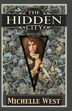 The Hidden City: The House Wars Book 1 by Michelle West (2009, Paperback) SIGNED