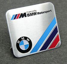 3D Car Alu Decals Badge Emblem Sticker For M MOTOR SPORT performance hot new
