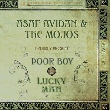 ASAF & THE MOJOS AVIDAN - POOR BOY/LUCKY MAN  CD NEU