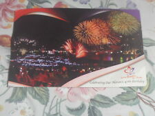 Brand New NDP 2012 Singapore Postcard for cheap sale