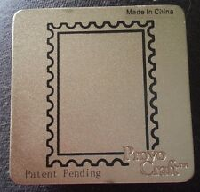 Cuttlebug matrice métallique Cadre Rectangle Cutter Stamp fits sizzix big shot wizard