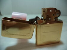 ZIPPO LIGHTER FEUERZEUG  OLD TAILORED BRASS  NEW DISCOUNT
