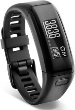 Garmin Vivosmart HR Touchscreen Activity Tracker w/ Built-In HRM - Black