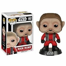 Star Wars VII Nien Nunb Pop! Vinilo Bobble Head