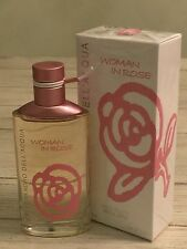 WOMAN IN ROSE By ALESSANDRO DELL' ACQUA 3.4oz Eau De Toilette Spray Women*SEALED