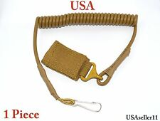 Military Safety System Outdoor Belt, Tan color, Gun Rifle Pistol Sling,  USA !!!