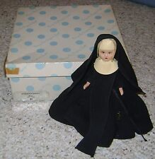 Nancy Ann Storybook Doll NUN DOLL #80  with Box!   FREE Shipping!