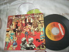 """a941981  7"""" EP Single EP Band Aid Do They Know It Is ( It's ) Christmas Made in US / USA"""
