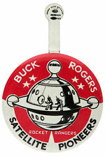BUCK ROGERS ROCKET RANGERS SATELLITE PIONEERS TAB.