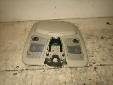 VOLVO S80 5DR 2.4 D5 2003 FRONT CENTRE COURTESY LIGHTS 8685434