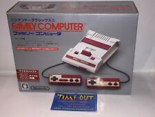 CONSOLE NINTENDO CLASSIC FAMICOM MINI NES JAPAN VERSION RARE NEW