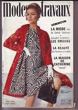 modes et travaux - avril 1968 - numero 808 -