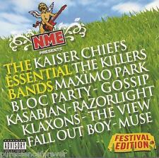 V/A - NME Presents Essential Bands: Festival Edition (UK 40 Tk Double CD Album)