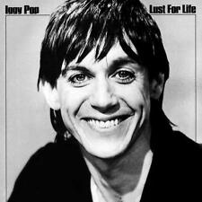 Iggy Pop - Lust For Life LP REISSUE NEW / LIMITED EDITION YELLOW VINYL Bowie