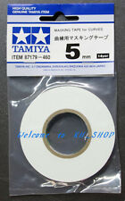 5mm Curve Masking Tape 87179 For Tamiya Model Car Spray Set Paint Tool New