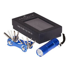 Torcia da Uomo & Bike Tool Set-Pocket-Led-Luce Flash-Travel-Regalo