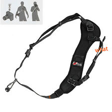 Focus F-1 Shoulder Sling Belt Neck Quick Rapid Strap for DSLR Digital SLR Camera