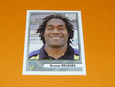 N°220 DELASAU CLERMONT ASM AUVERGNE PANINI RUGBY 2007-2008 TOP 14 FRANCE