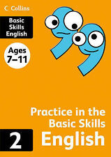 Collins Practice in the Basic Skills: English Book 2 by HarperCollins...