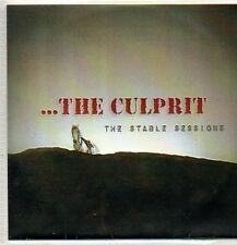(P636) The Culprit, The Stable Sessions - DJ CD